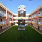School Building inside