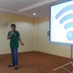 Seminar on wire less technology