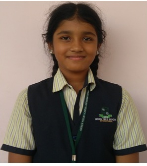 Ms. Palak Ray Secured 1st place in Ribbon, Ball,