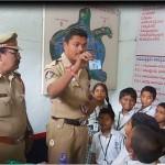Police station, ramachandrapuram