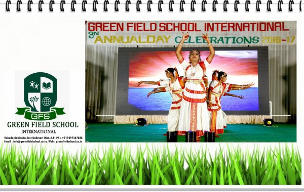 3rd Annual Day Celebrations